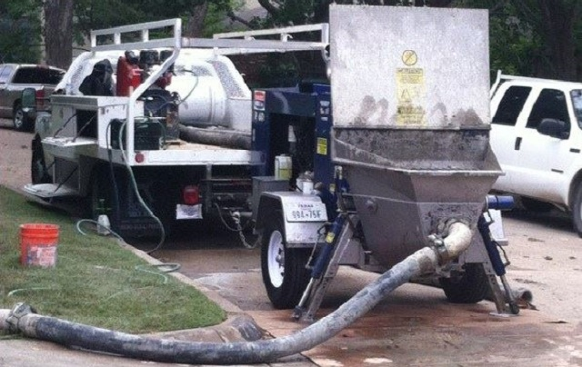 Concrete Pump Trailers for Rent in Rowlett-TX